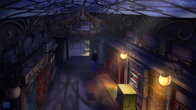 Grafica di Broken Sword 5 The Serpent's Curse