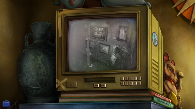 Screenshot di Broken Sword 5 The Serpent's Curse