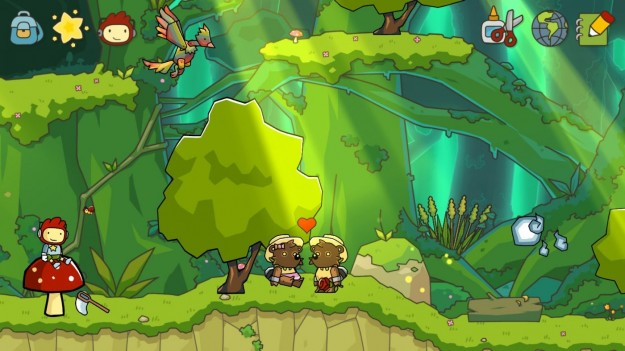 Colori di Scribblenauts Unlimited