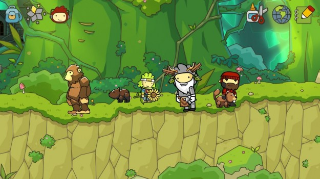 Scribblenauts Unlimited per Wii U e 3DS [FOTO]