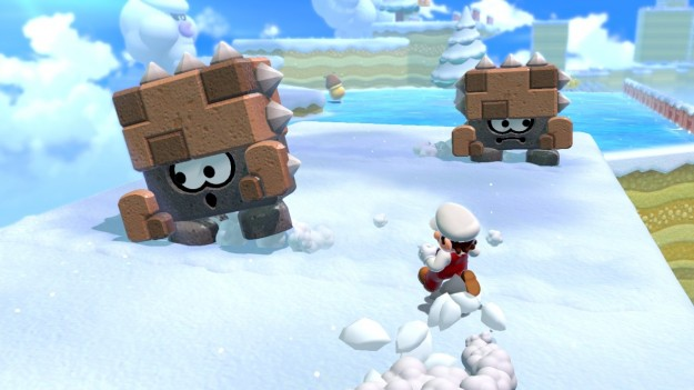 Ambientazione di Super Mario 3D World