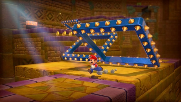 Super Mario 3D World per Wii U