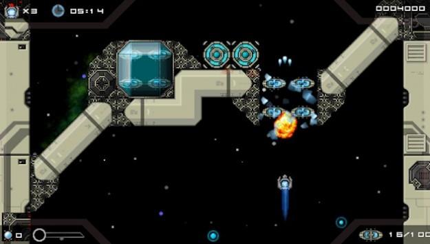 Screenshot di Velocity Ultra