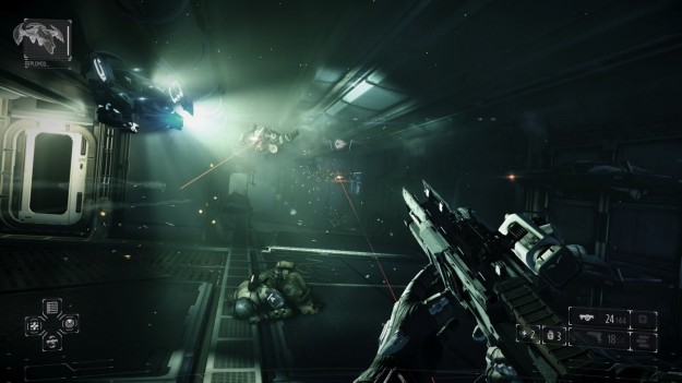 Azione in Killzone Shadow Fall