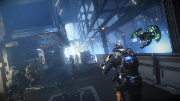 Grafica di Killzone Shadow Fall