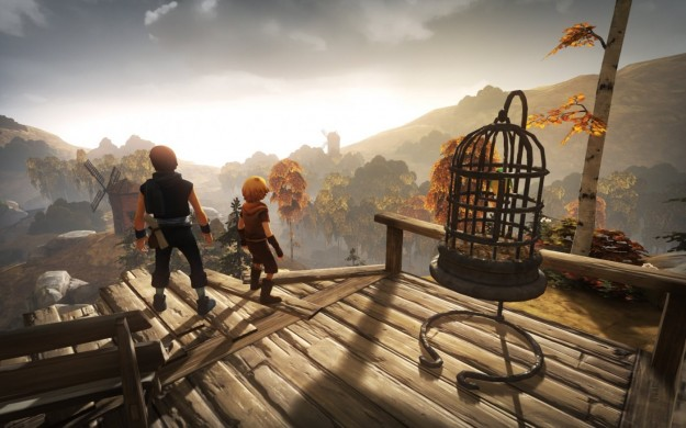 Ambientazione di Brothers A Tale of Two Sons