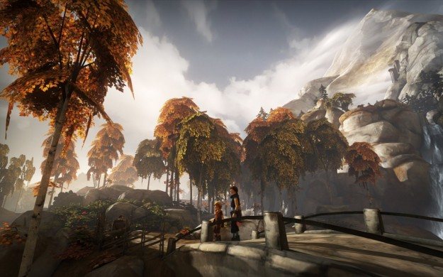 Colori di Brothers A Tale of Two Sons