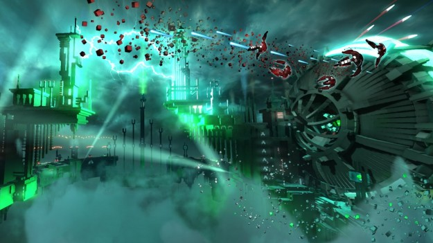 Resogun per PS4