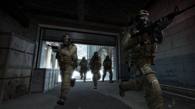 Azione in Counter Strike Global Offensive