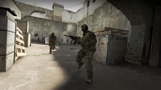Grafica di Counter Strike Global Offensive