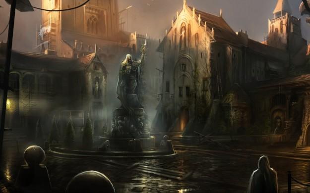 Atmosfera in Sacrilegium