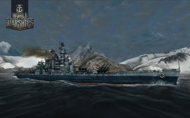 Grafica di World of Warships