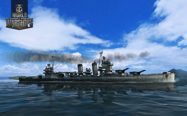 World of Warships: immagini