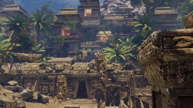 Ambientazione di Deadfall Adventures