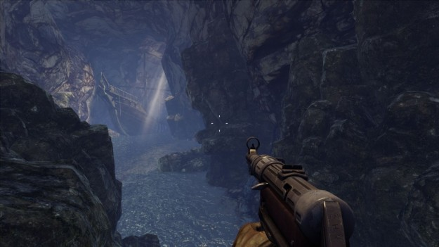 Azione in Deadfall Adventures