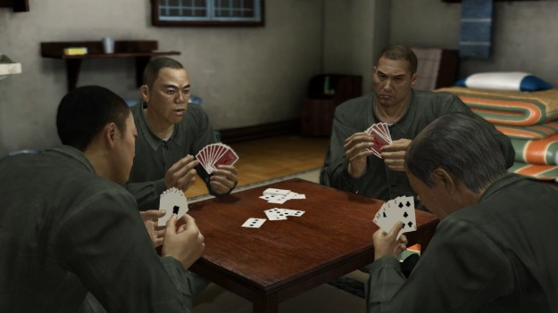 Yakuza 5 PS3: gameplay [FOTO]