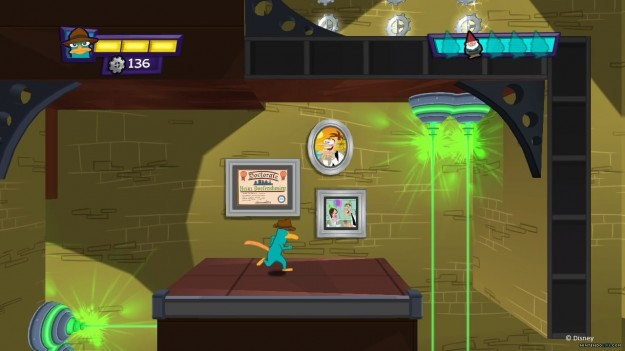 Gioco Phineas and Ferb Quest for Cool Stuff