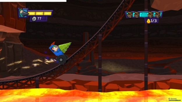 Immagine di Phineas and Ferb Quest for Cool Stuff