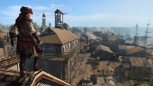 Assassin's Creed Liberation HD: gameplay e trailer [FOTO & VIDEO]