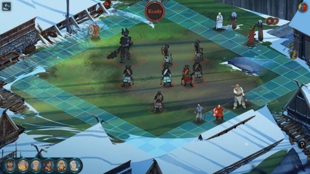 Ambientazione di The Banner Saga