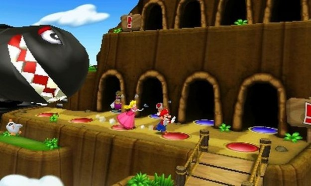 Mario Party Island Tour: immagini