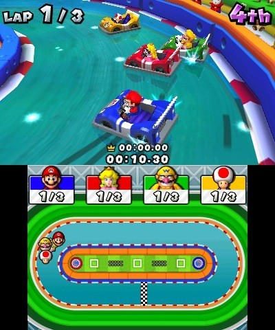 Immagine di Mario Party Island Tour