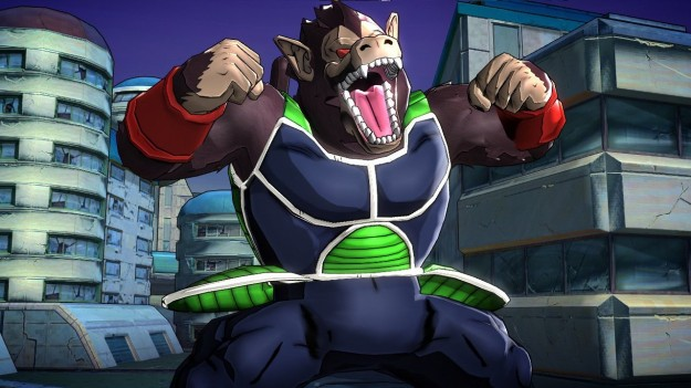 Azione in Dragon Ball Z Battle of Z