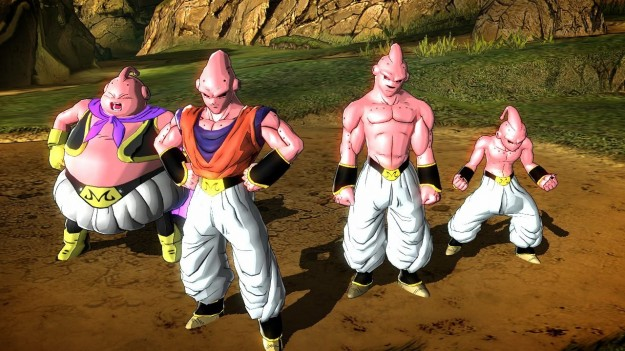 Personaggi di Dragon Ball Z Battle of Z