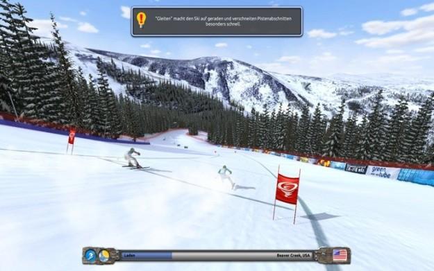 Azione in Ski Challenge 14