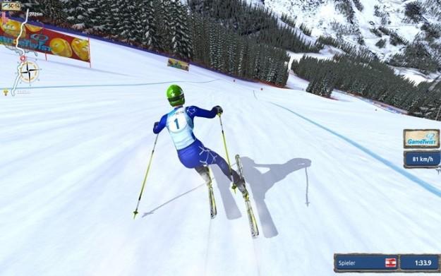 Foto: Ski Challenge 14: immagini