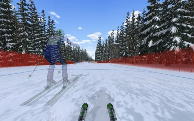 Sport in Ski Challenge 14