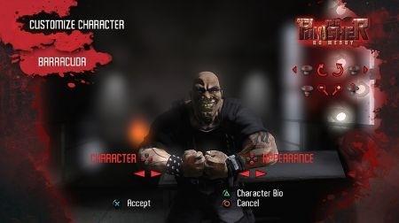 The Punisher No Mercy