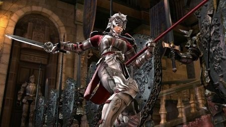 Soul Calibur 25