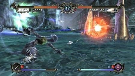 Castlevania Judgement fight