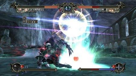 Castlevania Judgement Cornell vs Trevor