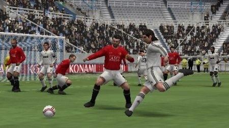 Pro Evolution Soccer 2009 – Immagini della versione PSP