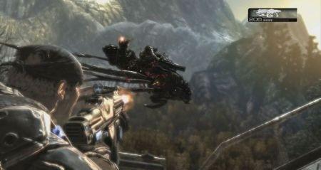Gears of war 2 combattimento