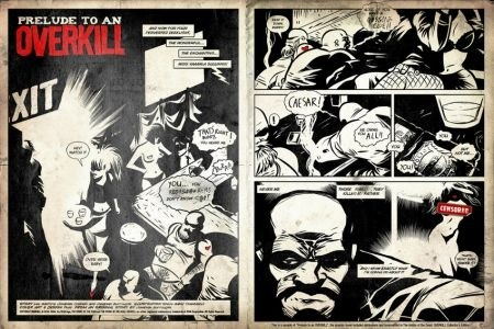 Overkill graphic novel