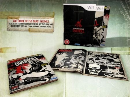 Overkill collector's edition