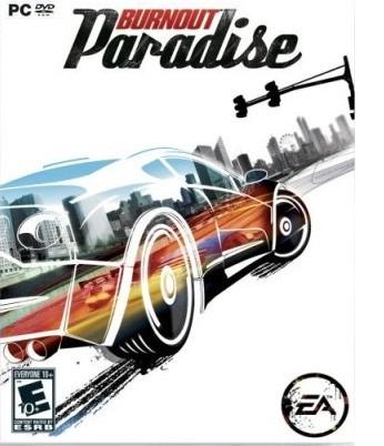 Burnout Paradise PC new