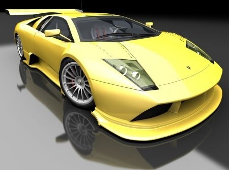 SuperCar Challenge model3