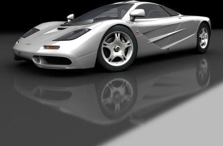 SuperCar Challenge model 2