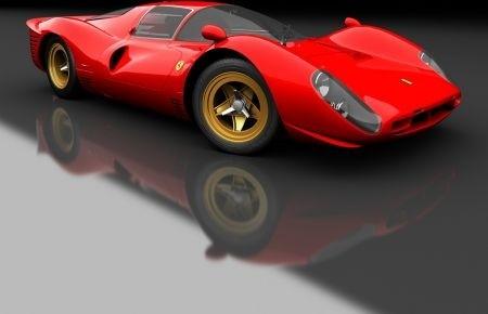 SuperCar Challenge model 1