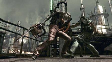Resident Evil 5 – Nuove immagini e dettagli