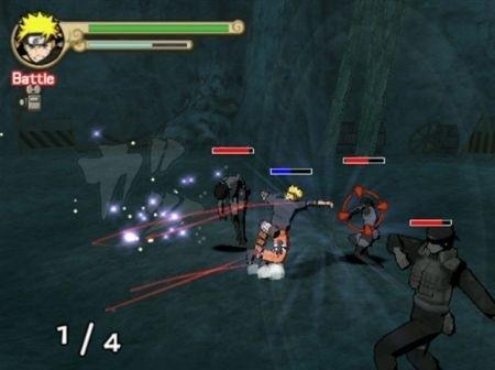 ltimate Ninja 4: Naruto Shippuden 3