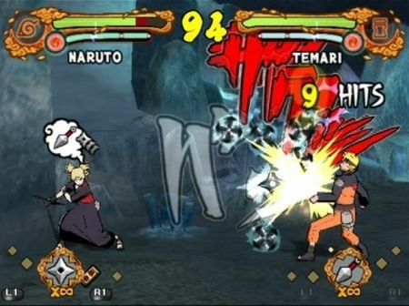 ltimate Ninja 4: Naruto Shippuden 1
