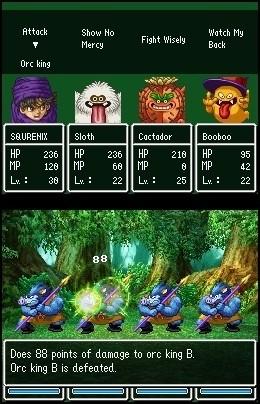 Dragon Quest 5 inventario