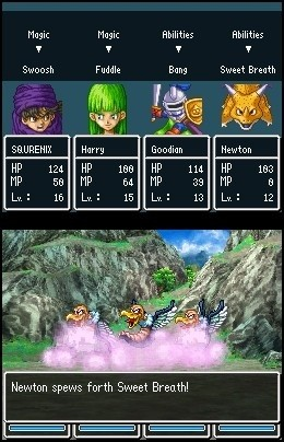 Dragon Quest 5 inventory