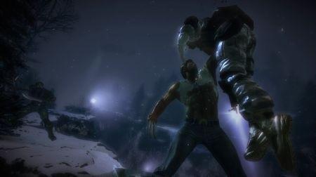 Wolverine al buio