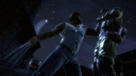 Wolverine primo piano
